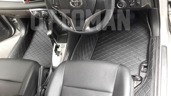 custom car floor mat