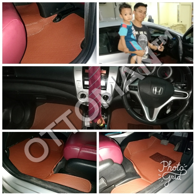 Honda City car mat