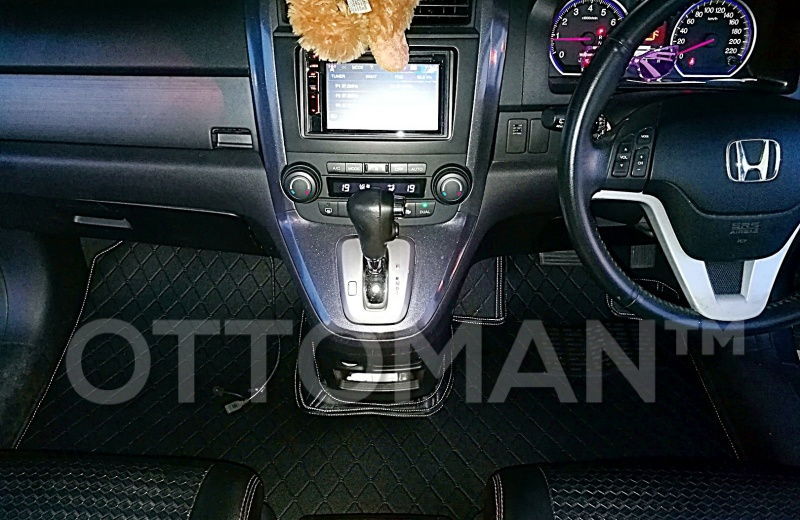 Honda car mat