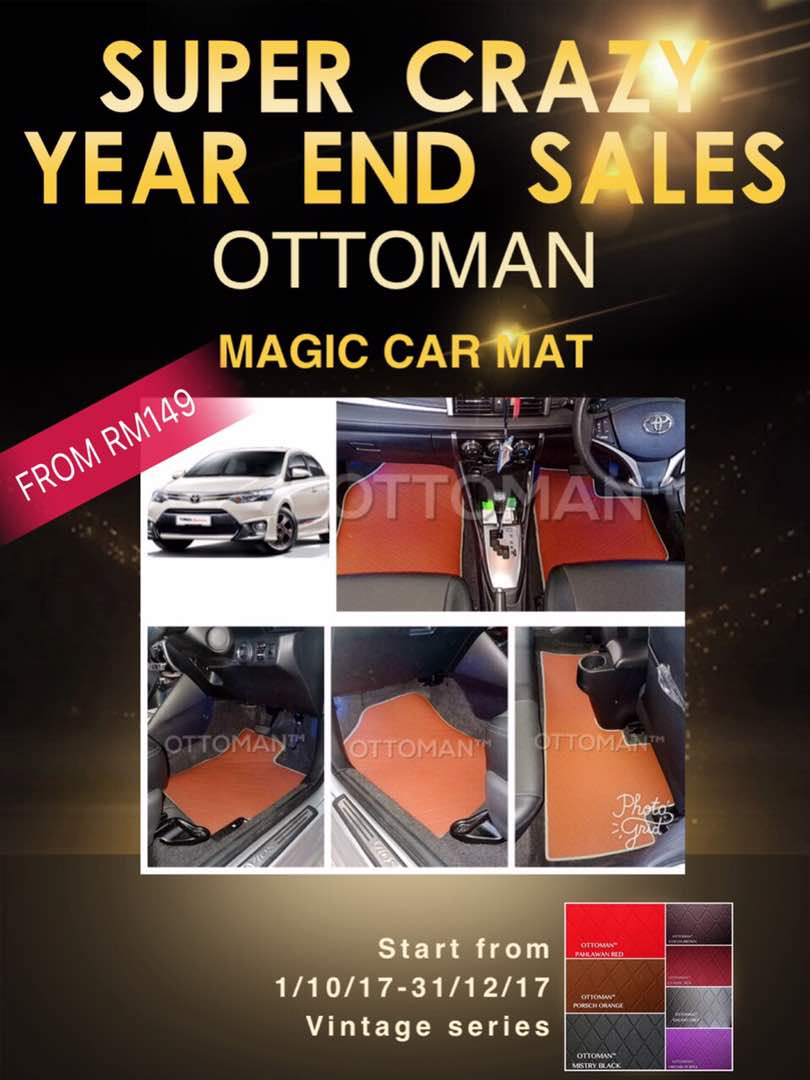 vintage year end sales west malaysia