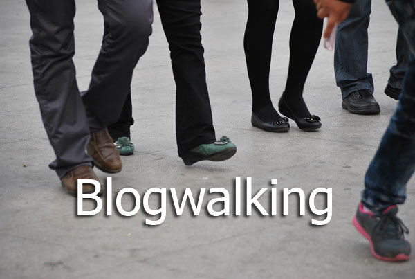 blogwalking