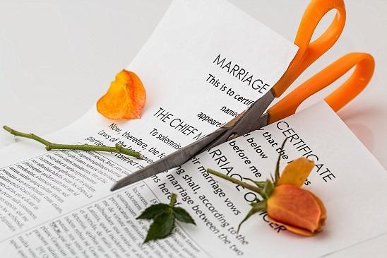 kes perceraian