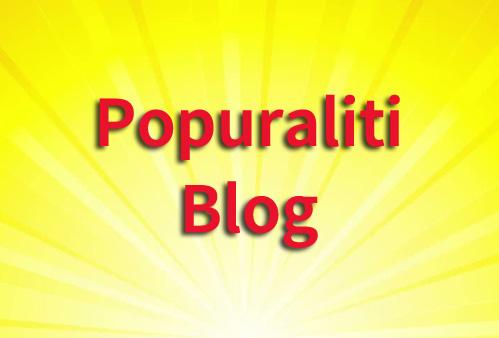 populariti blog