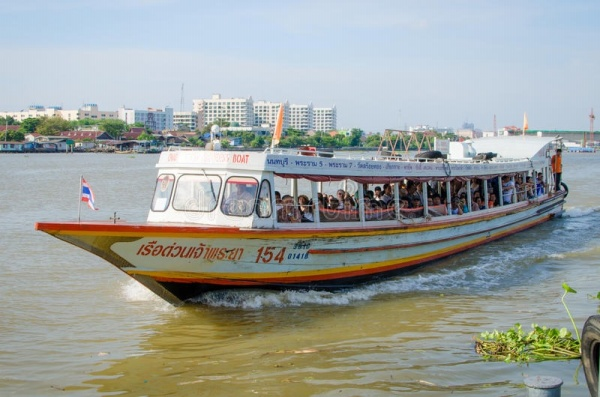 boat pelancongan