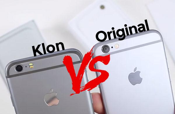Perbezaan Telefon Klon dan Original – AP VS Ori