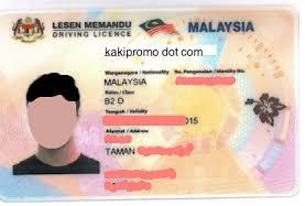 Lesen Memandu Malaysia