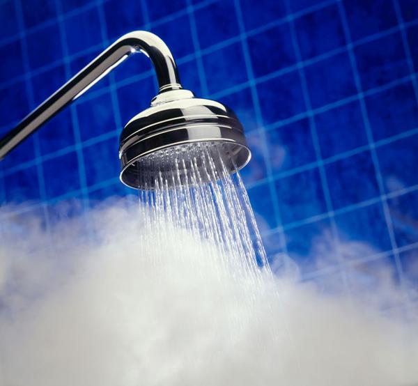 mandi panas