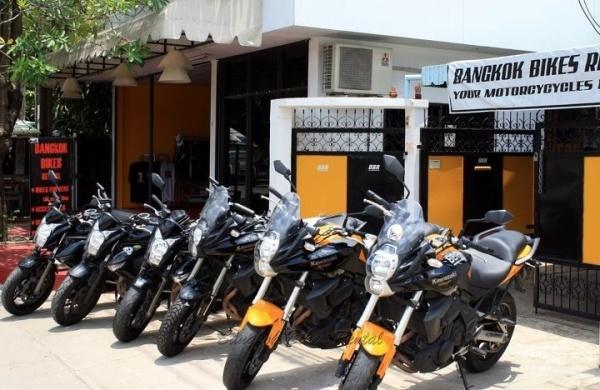 thailand motorsikal