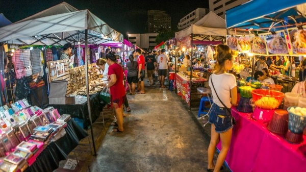 thailand pasar malam