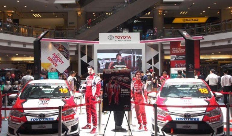 Toyota Roadshow Keinginan Dibawa Kepada Anda Ottoman
